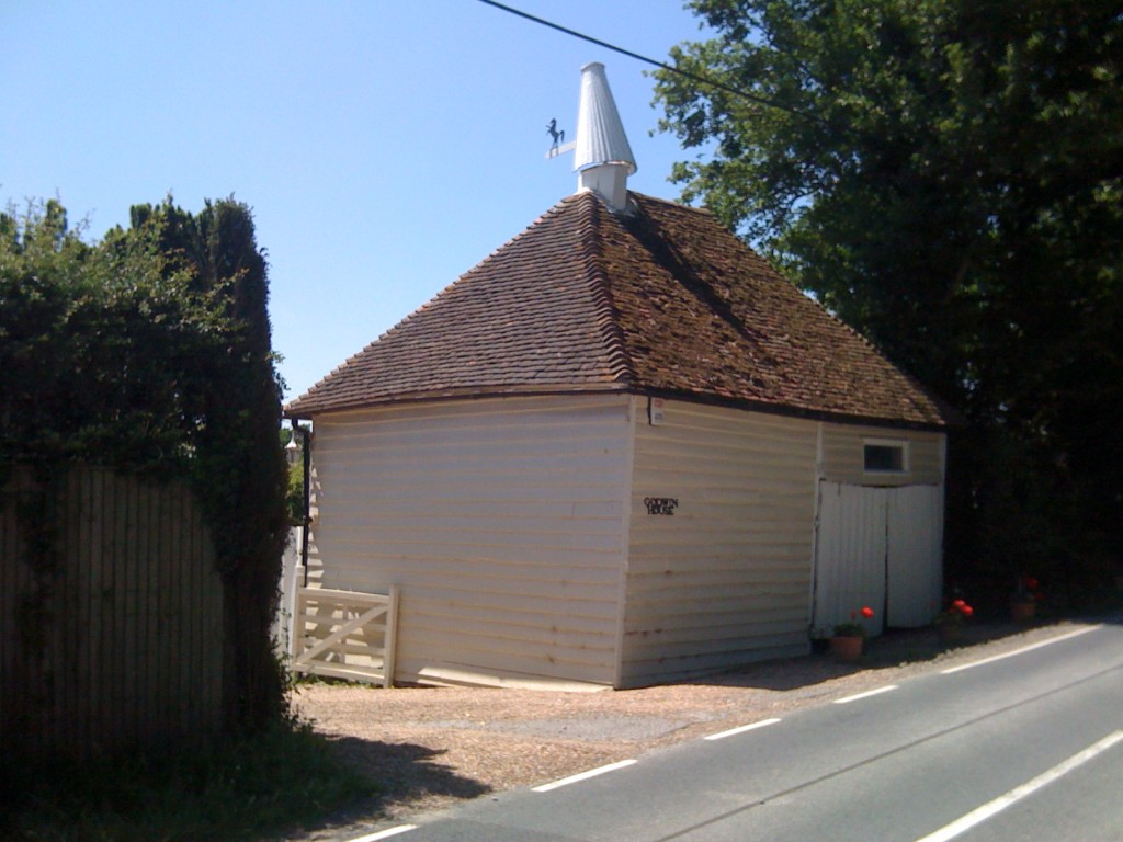 Little Golford Oast 2015
