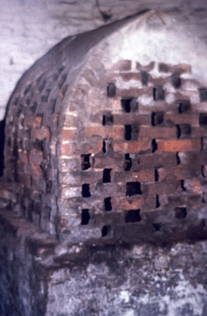 Slade Farm, Beehive furnace GJ.