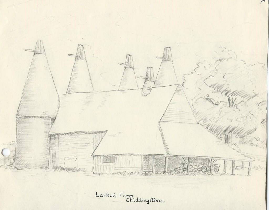 Larkins drawing