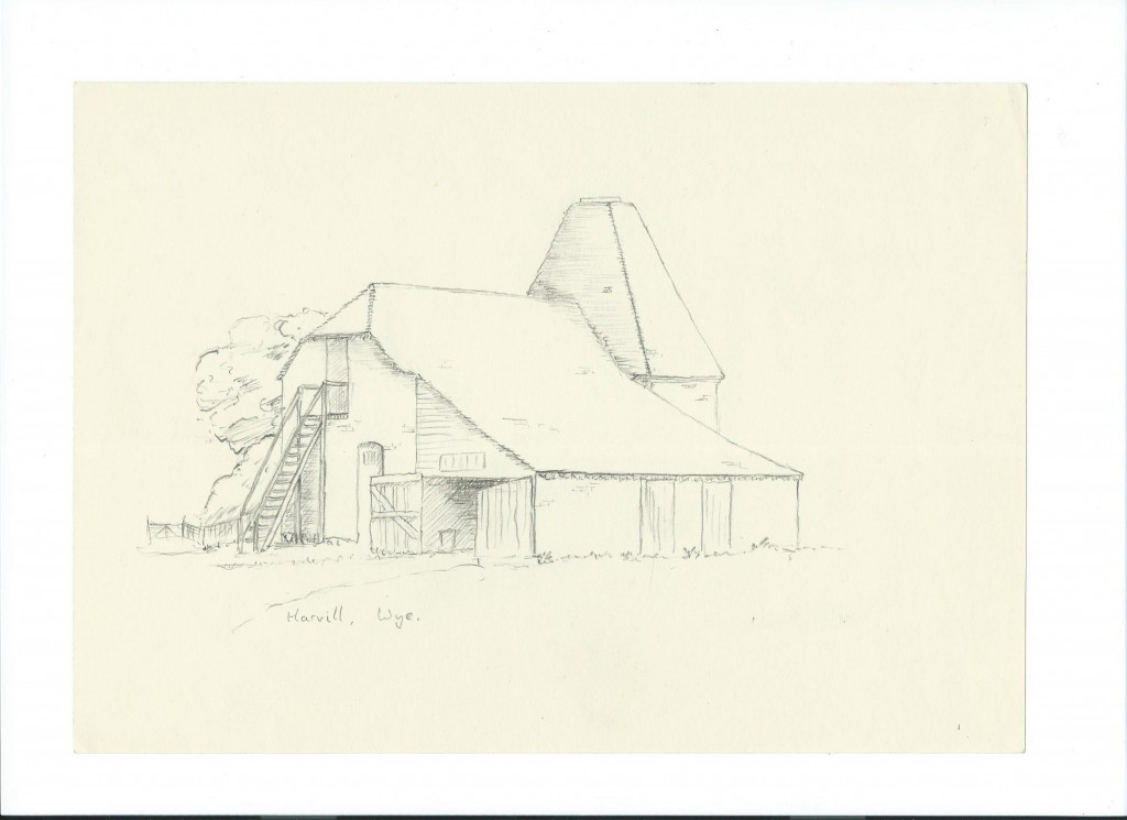 Wye Harvill Farm 1960